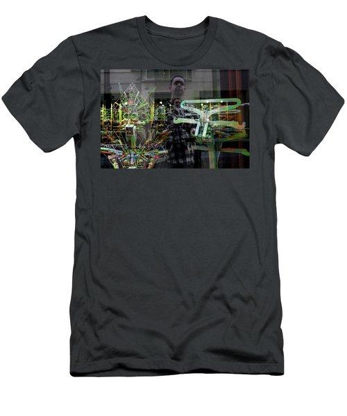 Surreal Introspection Men's T-Shirt (Athletic Fit)