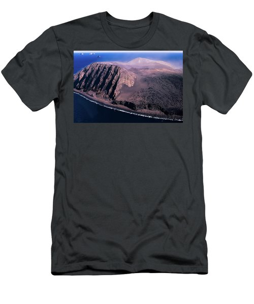 Surtsey In Iceland Men's T-Shirt (Athletic Fit)