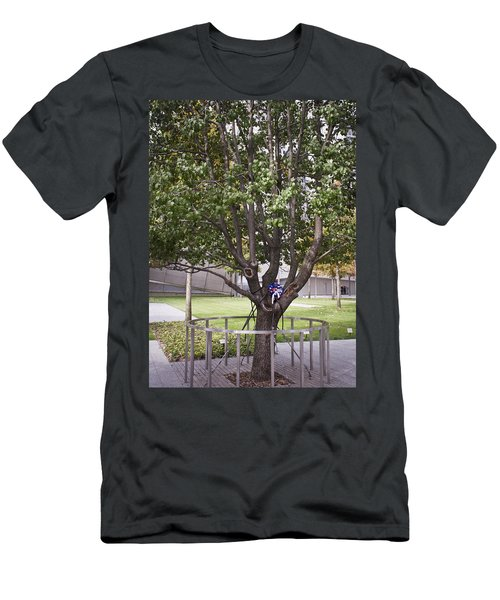 Survivor Tree Men's T-Shirt (Athletic Fit)