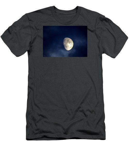 Suspended Men's T-Shirt (Slim Fit) by Glenn Feron