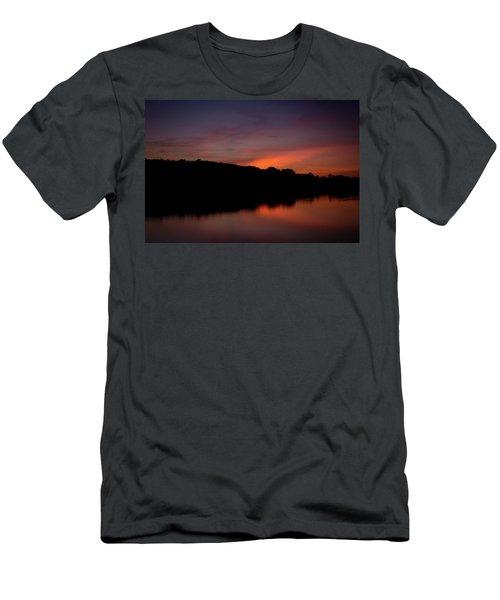 Suwannee Sundown Men's T-Shirt (Athletic Fit)