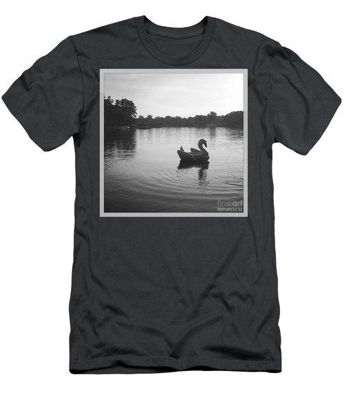Swan Lake  Men's T-Shirt (Slim Fit)