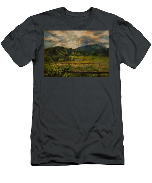 Swan Valley Hillside Men's T-Shirt (Athletic Fit)