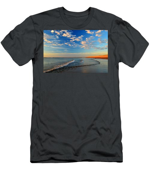 Sweeping Ocean View Men's T-Shirt (Athletic Fit)