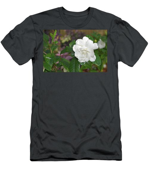 Sweet Gardenia Men's T-Shirt (Athletic Fit)