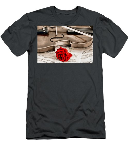 Sweet Music Men's T-Shirt (Athletic Fit)