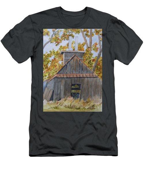 Sweet Old Vermont Men's T-Shirt (Slim Fit) by Jackie Mueller-Jones