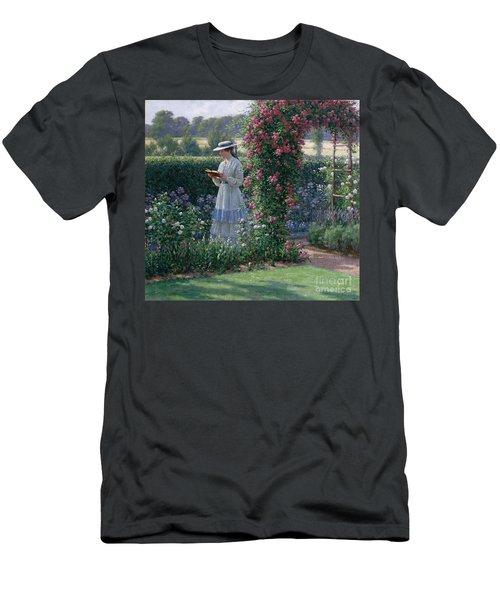 Sweet Solitude Men's T-Shirt (Athletic Fit)