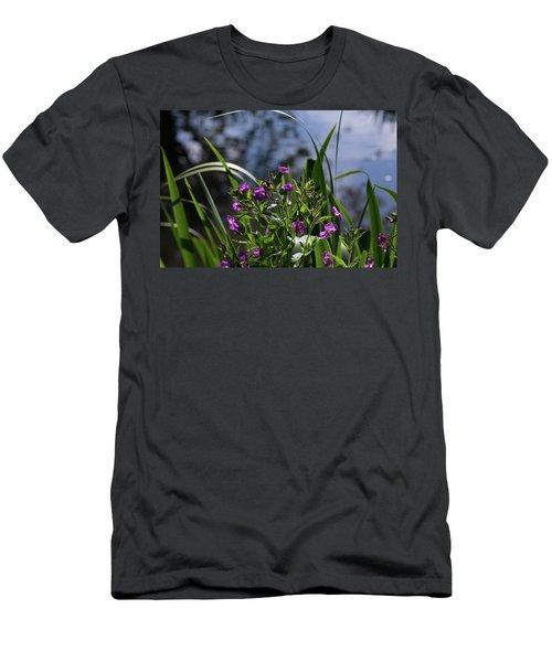 Sweet Violet Men's T-Shirt (Athletic Fit)
