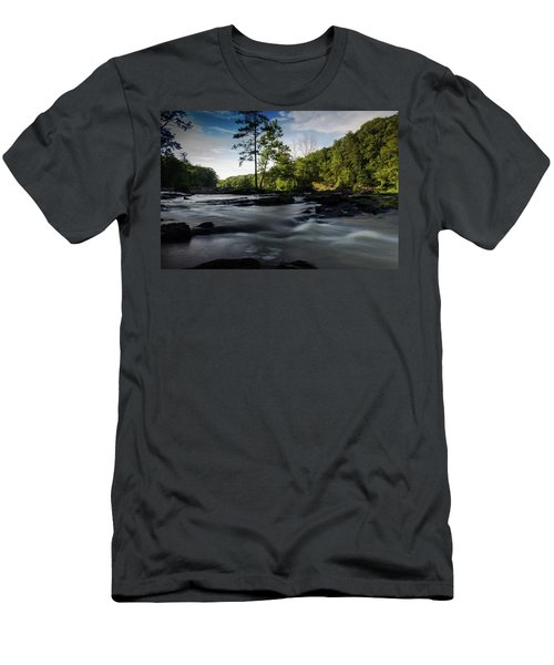 Sweetwater Creek 1 Men's T-Shirt (Athletic Fit)