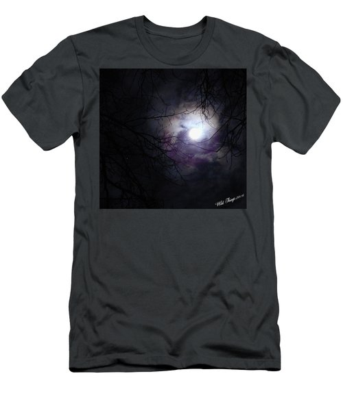 Swirling Around Men's T-Shirt (Athletic Fit)