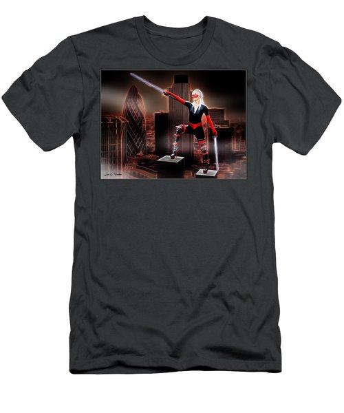 Sword Of The Avenger Men's T-Shirt (Athletic Fit)