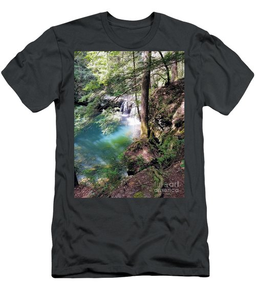 Sycamore Falls Men's T-Shirt (Athletic Fit)