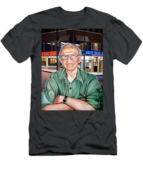 Syd Simon  Men's T-Shirt (Athletic Fit)