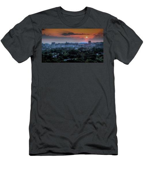 Syracuse Sunrise Men's T-Shirt (Athletic Fit)