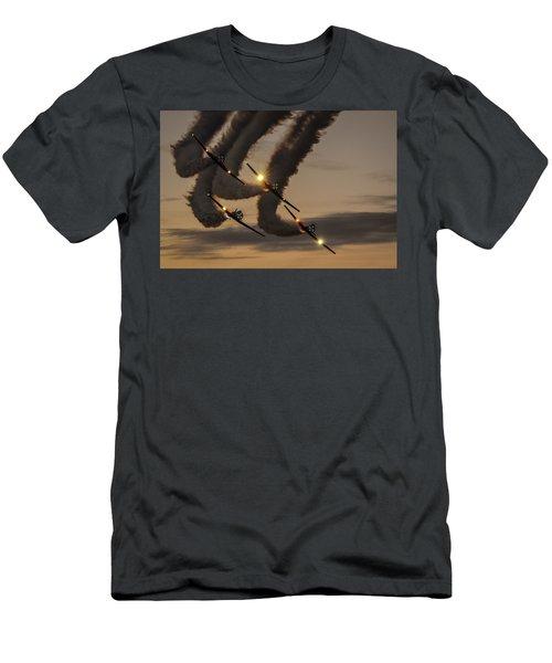T-6 Tango Men's T-Shirt (Athletic Fit)