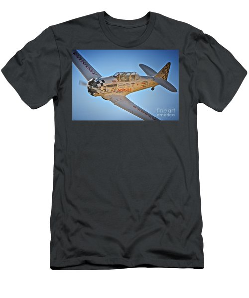 T-6 Texan Race 90 Men's T-Shirt (Athletic Fit)