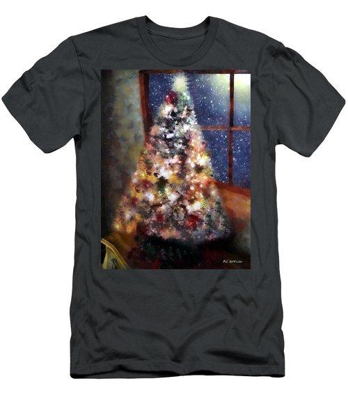 Tabletop Tannenbaum Men's T-Shirt (Athletic Fit)