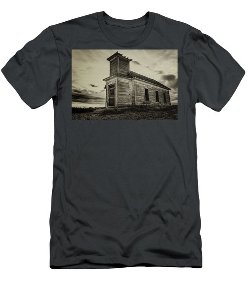 Taiban Presbyterian Church, New Mexico #2 Men's T-Shirt (Athletic Fit)
