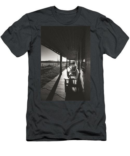Take A Seat Men's T-Shirt (Athletic Fit)
