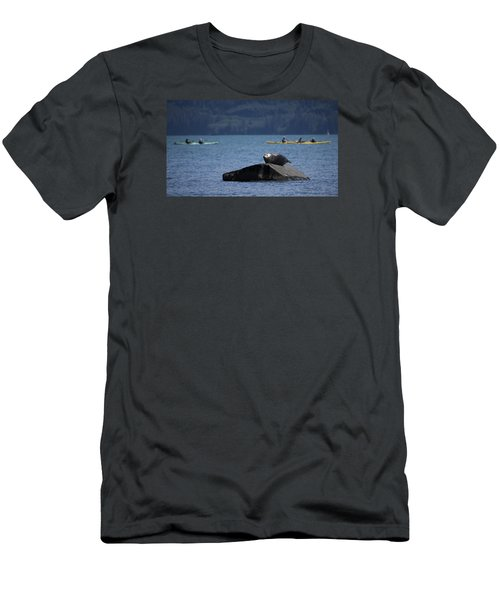 Take No Notice Men's T-Shirt (Athletic Fit)