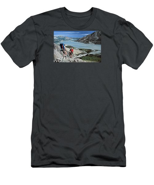 Take This View And Love It Men's T-Shirt (Athletic Fit)