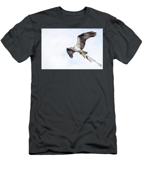 Taking It Home Men's T-Shirt (Athletic Fit)