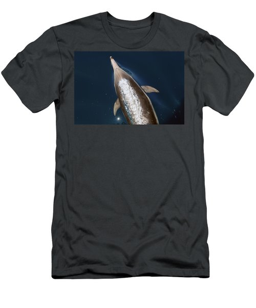 talking Back Men's T-Shirt (Athletic Fit)