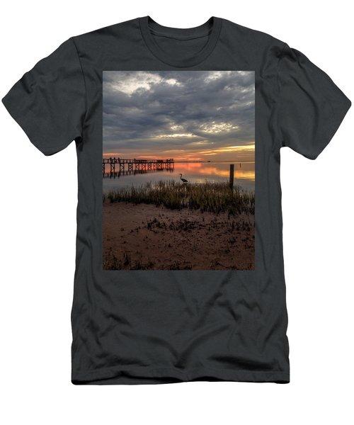 Tampa  Men's T-Shirt (Athletic Fit)