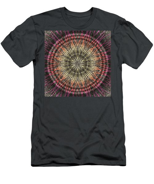 Tangendental Meditation Men's T-Shirt (Athletic Fit)