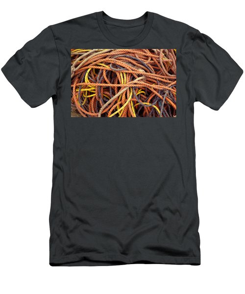 Tangle Men's T-Shirt (Athletic Fit)