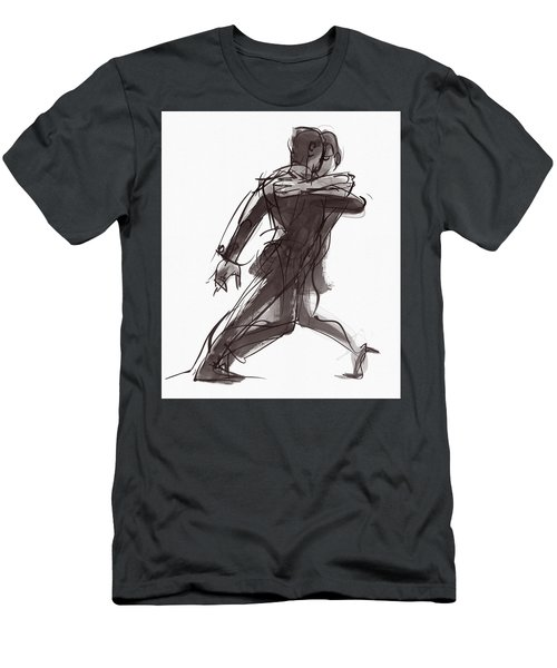 Tango #27 Men's T-Shirt (Athletic Fit)