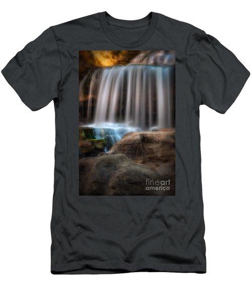 Tanyard Creek 2 Men's T-Shirt (Athletic Fit)