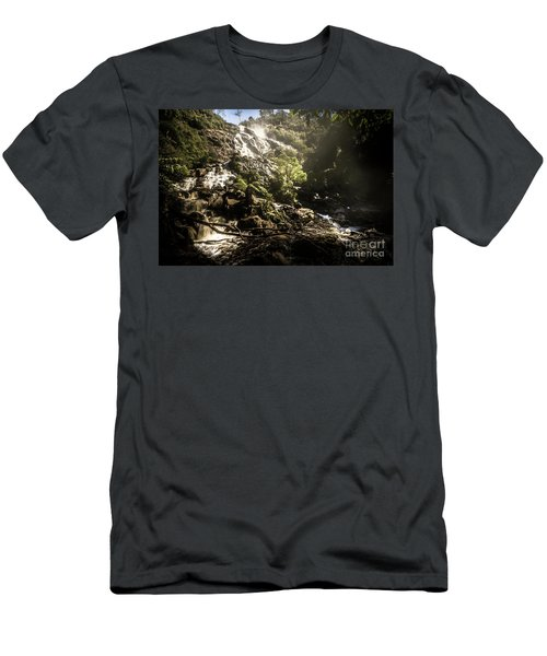 Tasmania Wild Men's T-Shirt (Athletic Fit)