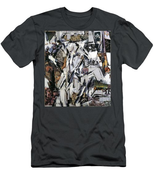 Tattoo, ...the Horror IIi Men's T-Shirt (Athletic Fit)