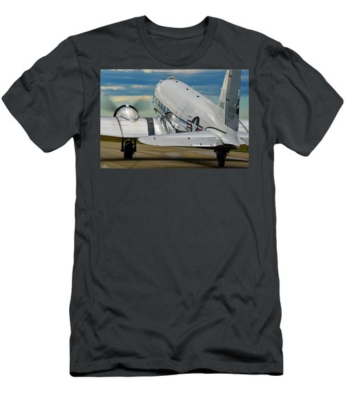 Taxiing To The Active Men's T-Shirt (Athletic Fit)