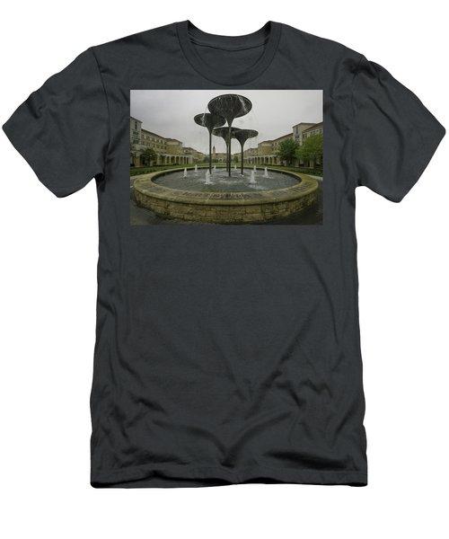 Tcu Campus Commons Men's T-Shirt (Athletic Fit)