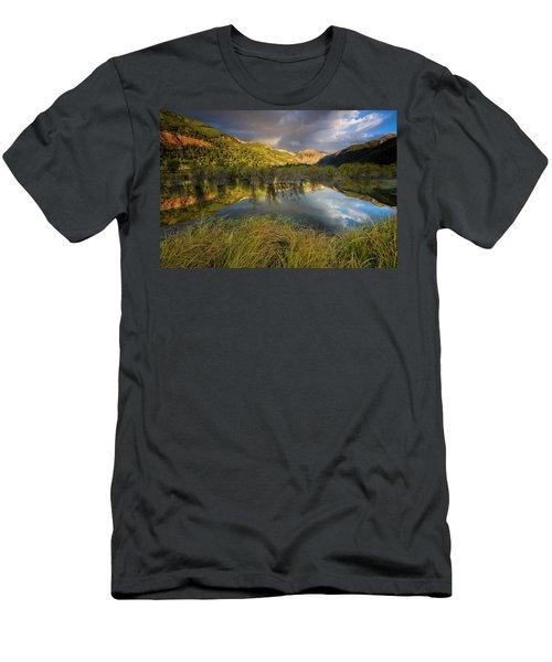 Telluride Valley Floor Men's T-Shirt (Athletic Fit)