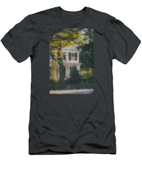 Ten Lincoln Street, Easton, Ma Men's T-Shirt (Athletic Fit)