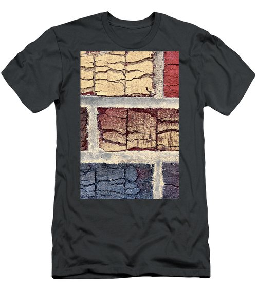 Tender Bricks Men's T-Shirt (Athletic Fit)