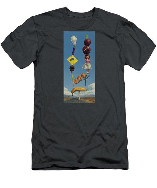 Tenuous Still-life 2 Men's T-Shirt (Athletic Fit)