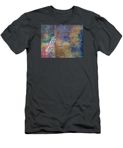 Terra Firma Men's T-Shirt (Slim Fit) by Theresa Marie Johnson