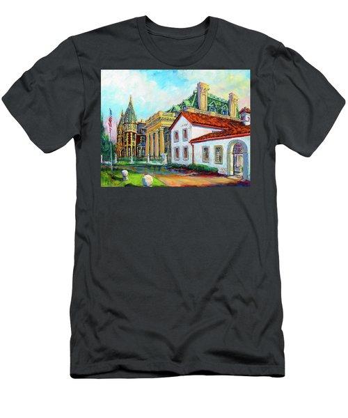 Terrace Villas Men's T-Shirt (Athletic Fit)