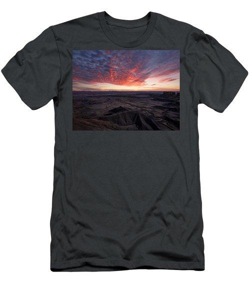 Terrain Men's T-Shirt (Athletic Fit)