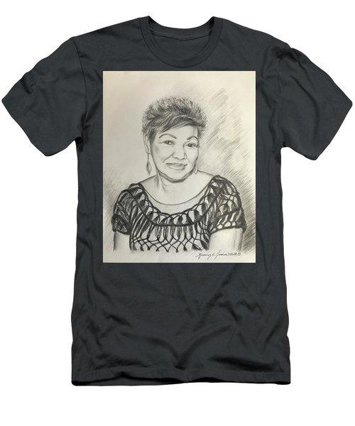 Tessie Guinto  Men's T-Shirt (Athletic Fit)