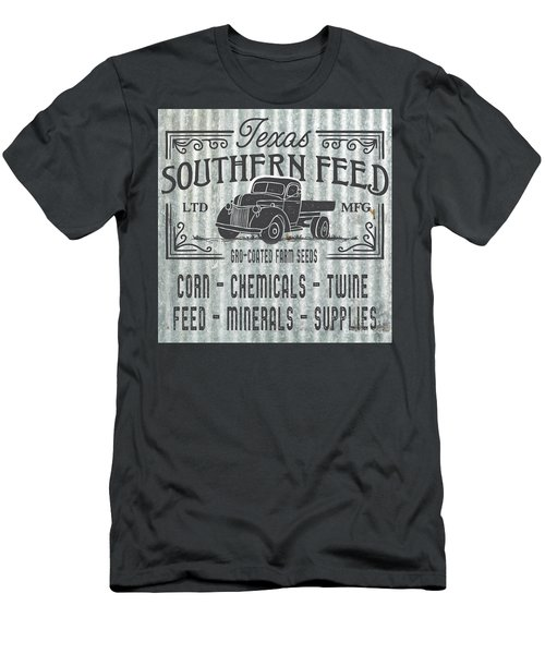 Texas Southern Feed Sign Men's T-Shirt (Athletic Fit)