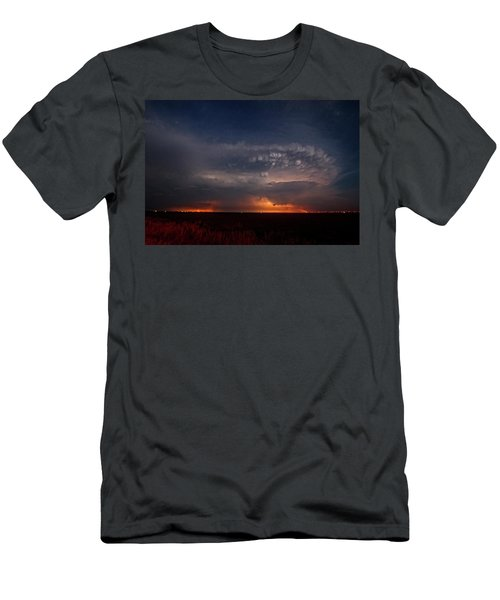 Texas Storm Men's T-Shirt (Athletic Fit)