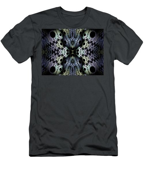 Texturized  Men's T-Shirt (Athletic Fit)