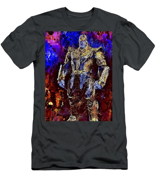 Thanos Men's T-Shirt (Athletic Fit)