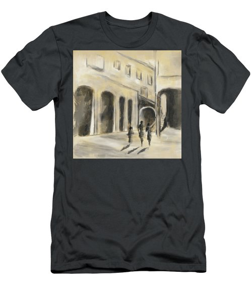 That Old House Men's T-Shirt (Athletic Fit)